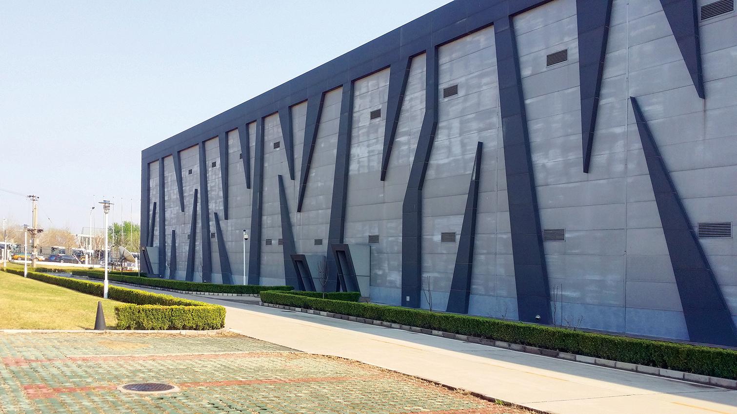 中国国际电子商务中心亦庄机房改造工程